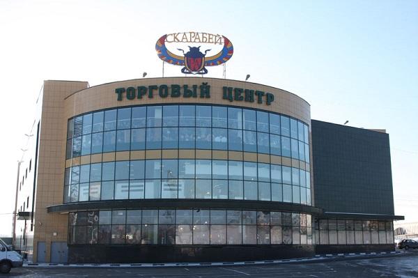 Магазин товаров для детей Лёксик в ТЦ Скарабей